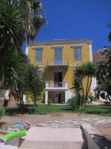 Leros Agia Marina evler