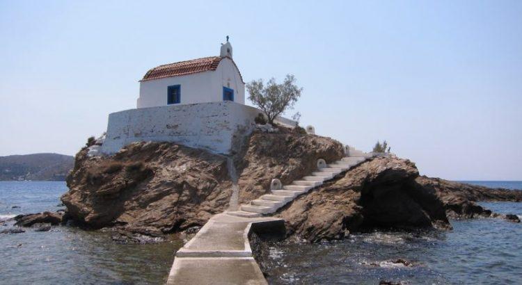 Leros Agios Isidoros kilisesi