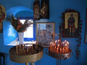 Agios Isidiros kilisesi