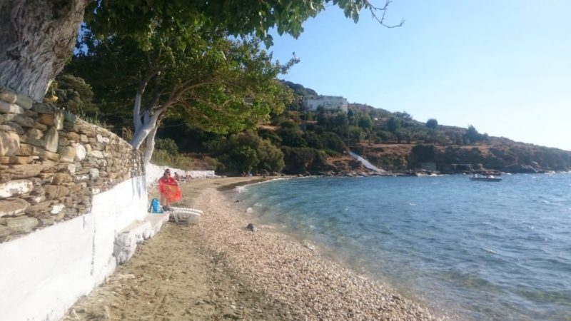 Andros Agia Marina Plaj