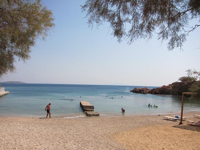 Apantima Beach Antiparos