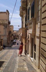 Barok şehir Noto