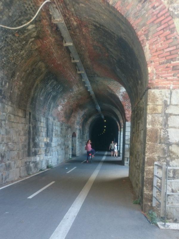 Bonnasola Framura tunel