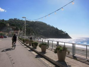 Bonnasola sahil yolu