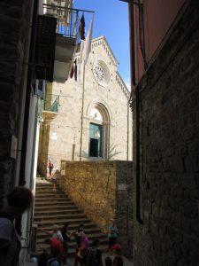 Corniglia kilise