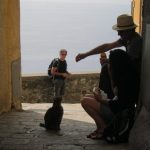 Corniglia manzaralı seyir terası