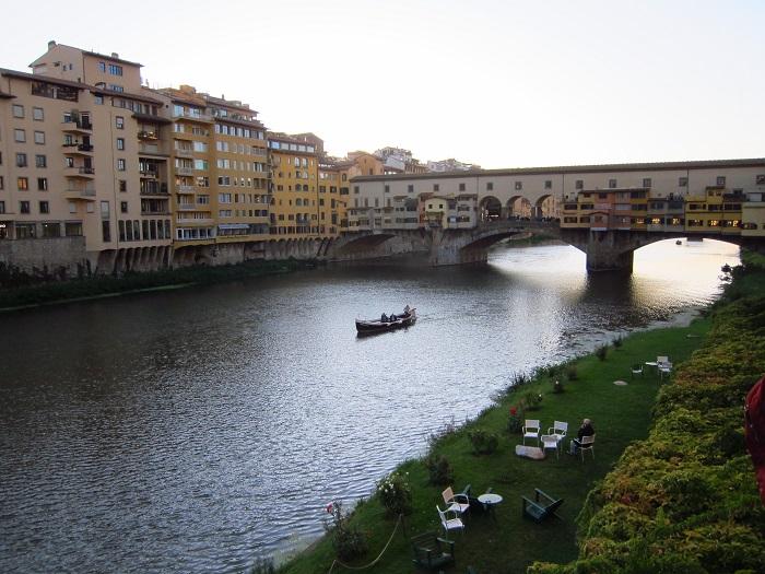 Floransa Ponte vecchio
