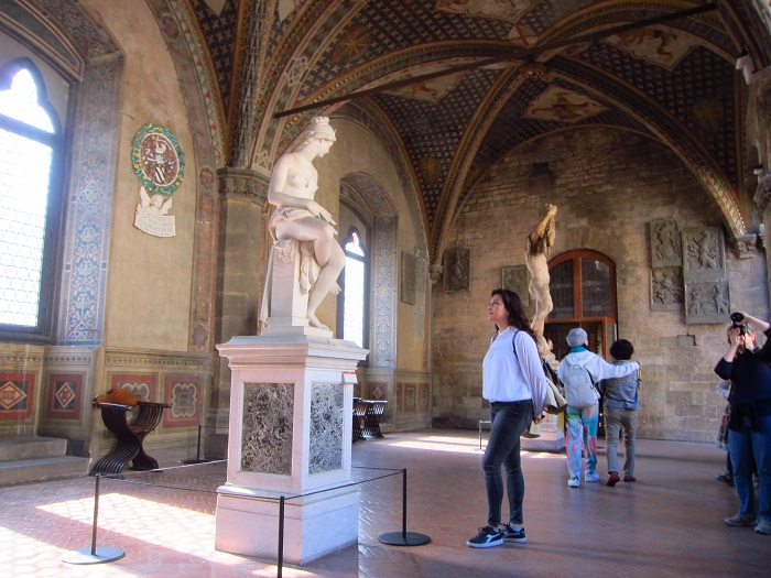 Floransa bargello müzesi
