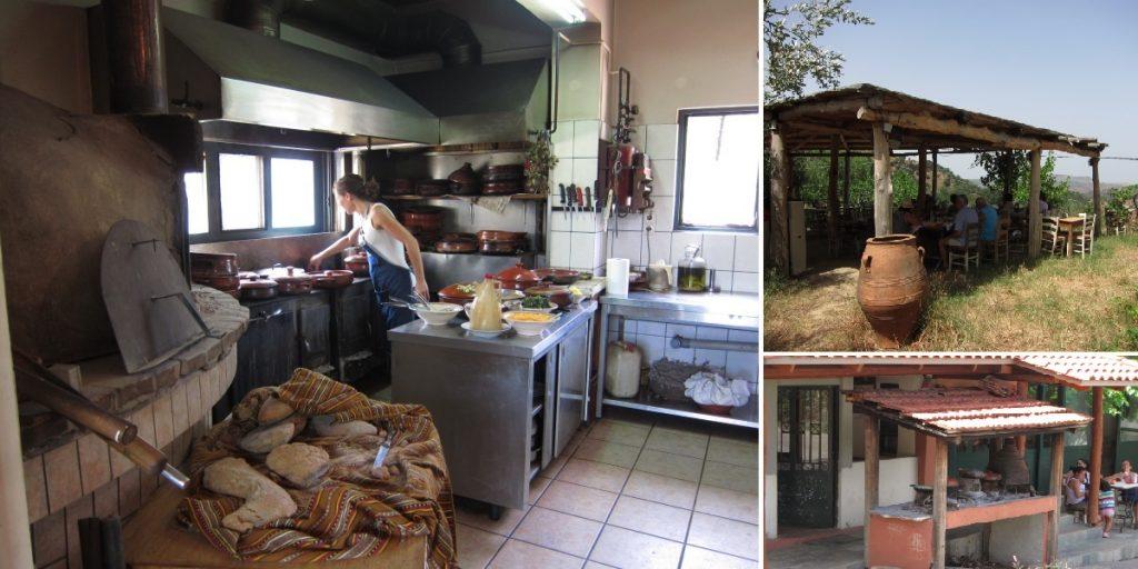 Girit adası slow food cenneti Dünya restoran