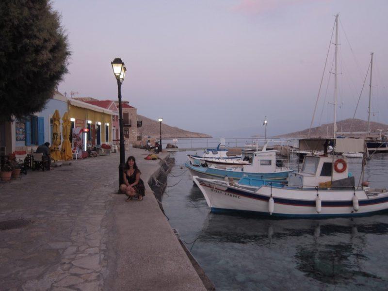 Halki liman icinden