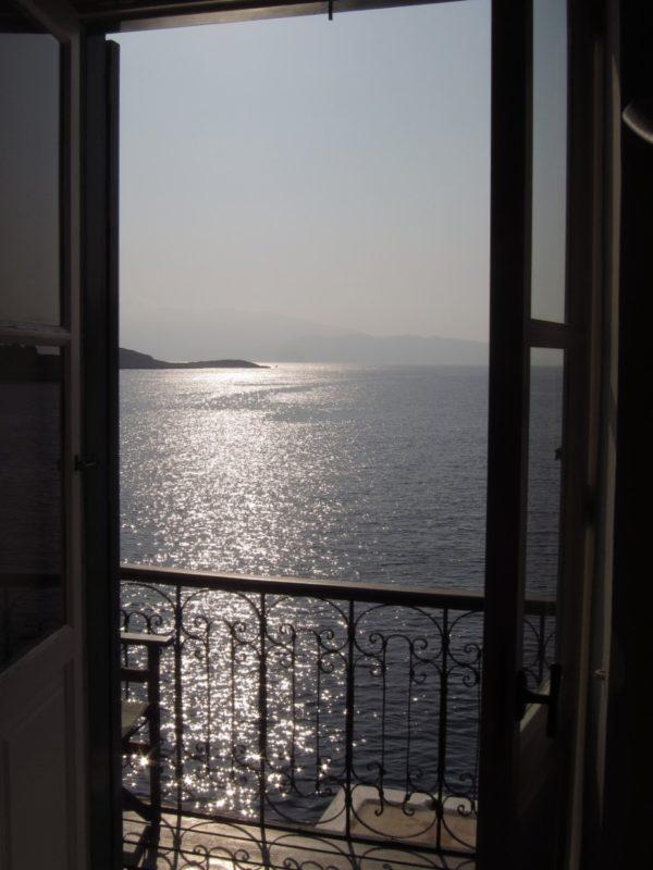 Halki villa praxitheadan deniz