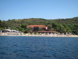 Ouranopolis otel Portokalliali