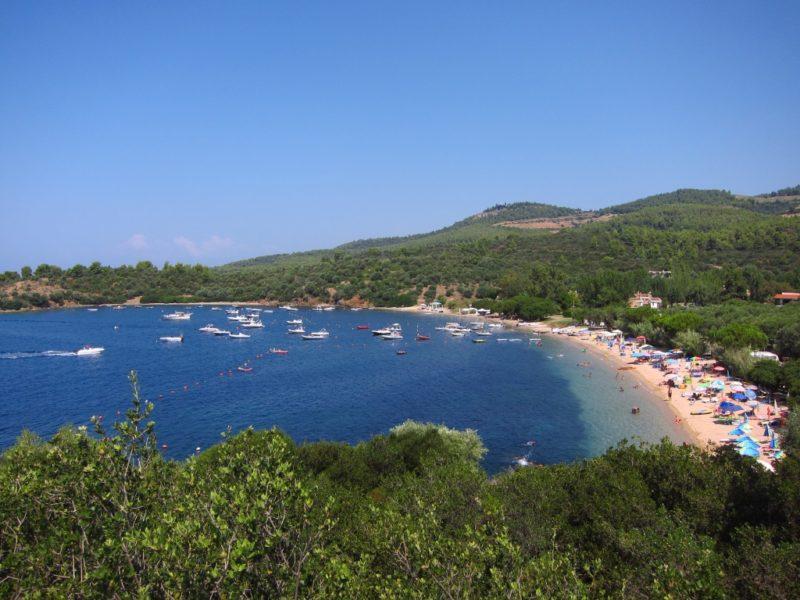 Halkidiki plajlar