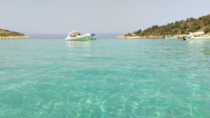 Halkidiki Blue Lagoon
