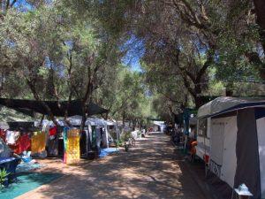 Halkidiki camping