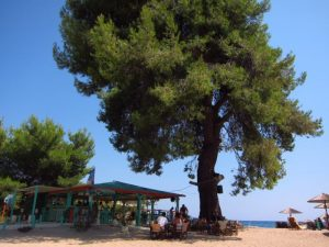 Halkidiki Las Bandidas beach