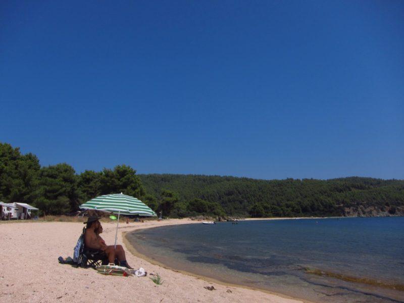 Halkidiki en iyi plajlar