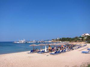 Nea Roda plajları