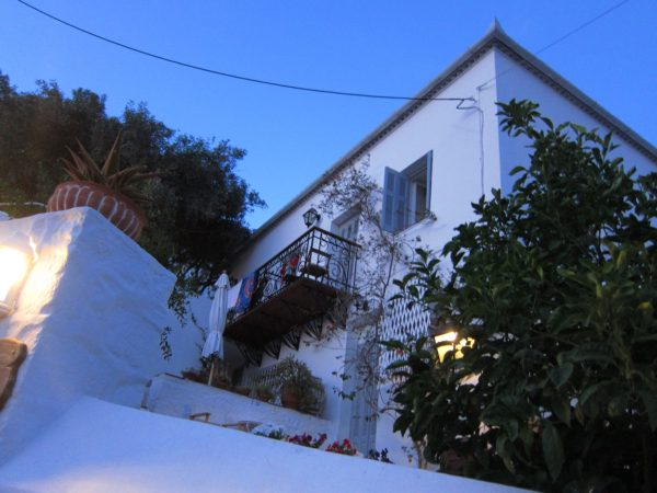 Hydra Theassis guest house