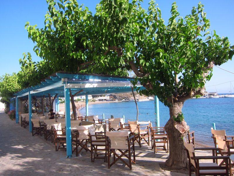Kapsali beach kythira