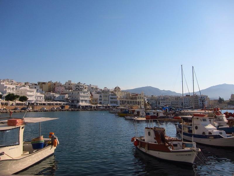 Karpathos Pigadia liman