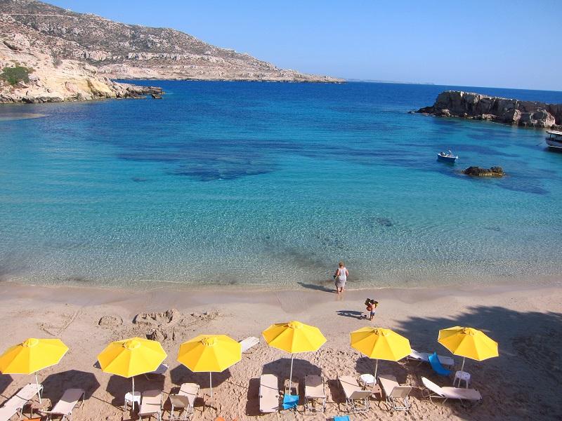 Karpathos adası