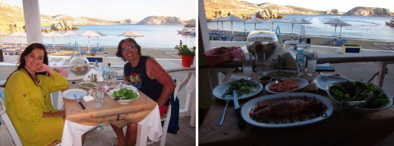 Karpathos Finiki Marina Taverna