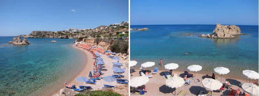 Karpathos votsalakia plajı