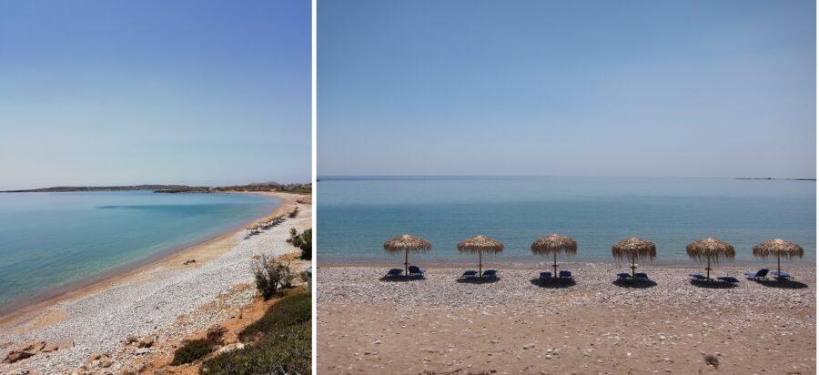 Karpathos vatha beach