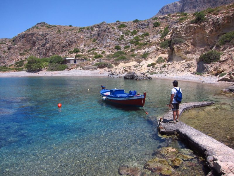 Kythira Feloti Beach