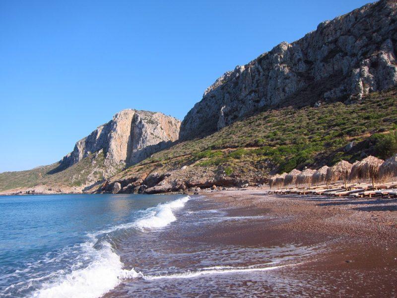 Lagada Beach Kythira