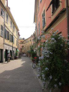Levanto sokakları