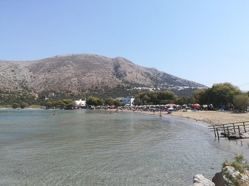 Lithi Plaji Sakiz Adasi