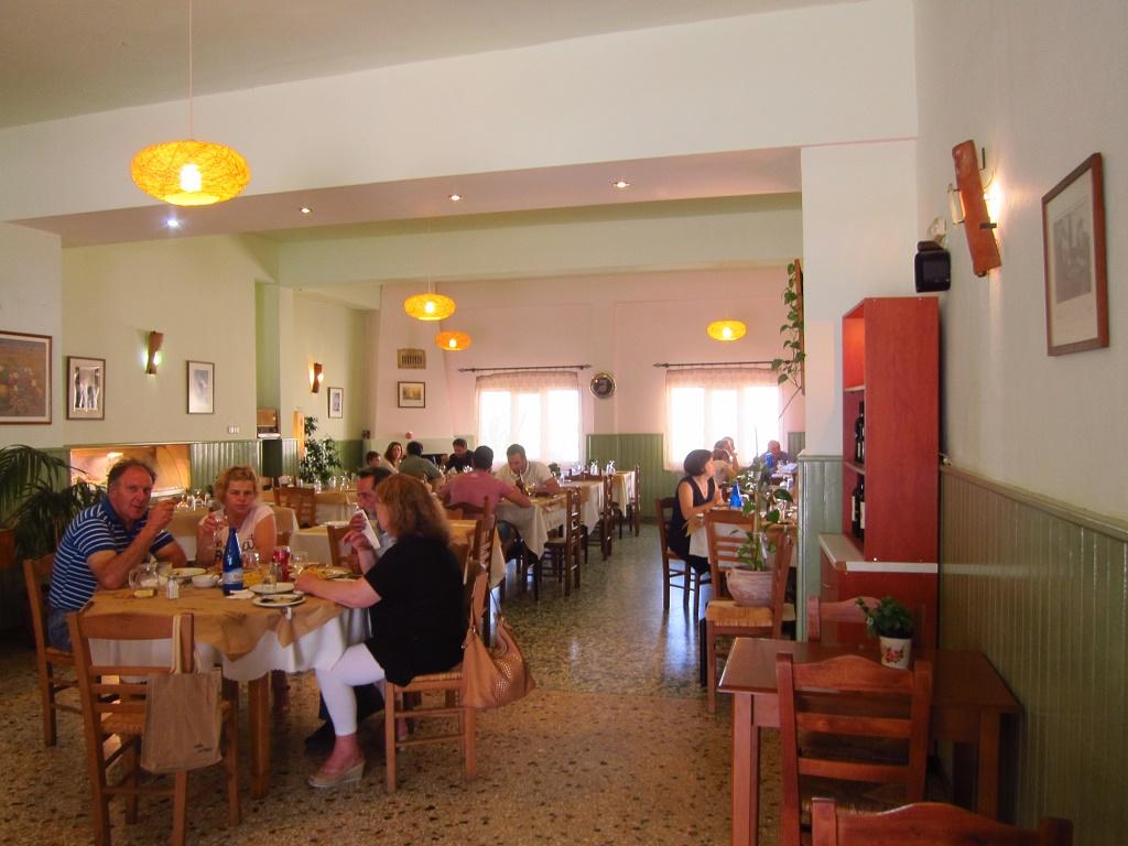 Kythira Livadi Pierros Taverna