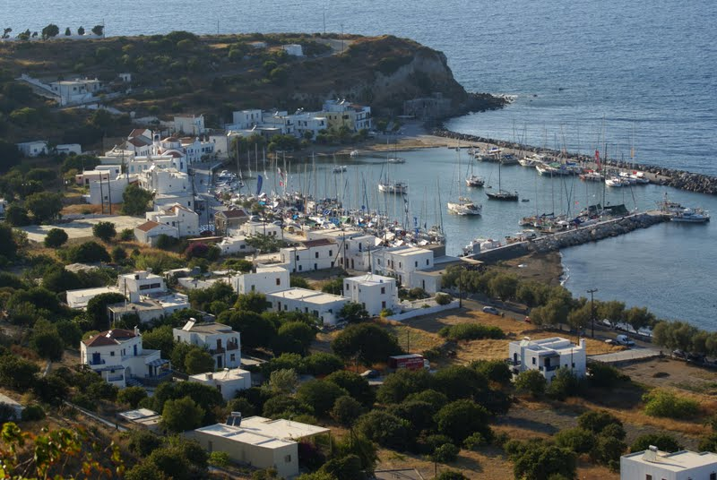 Nisyros Pali limanı
