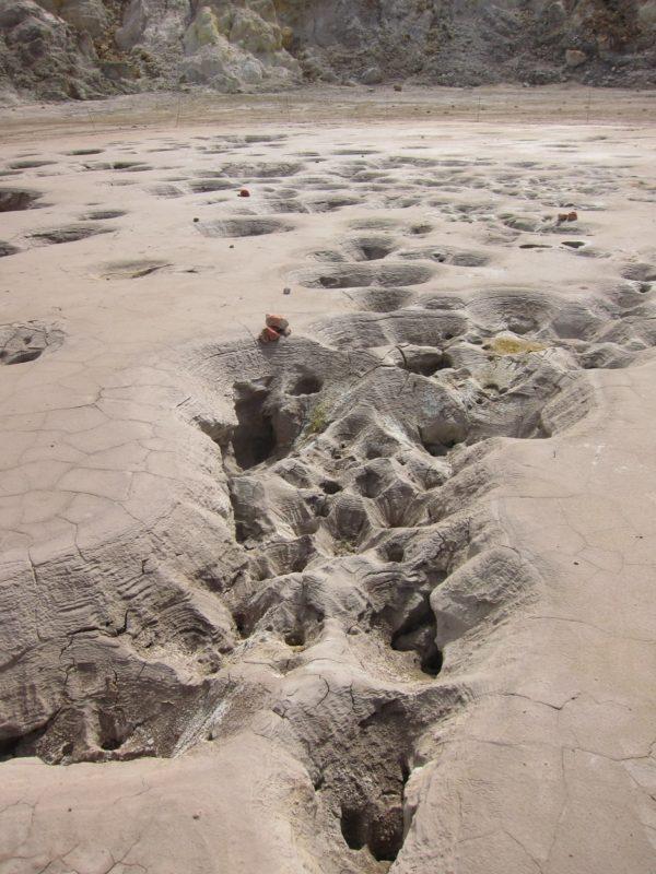 Krater zemini
