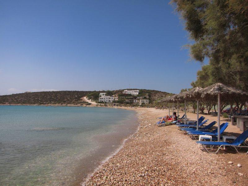 Paros Aliki Plaj