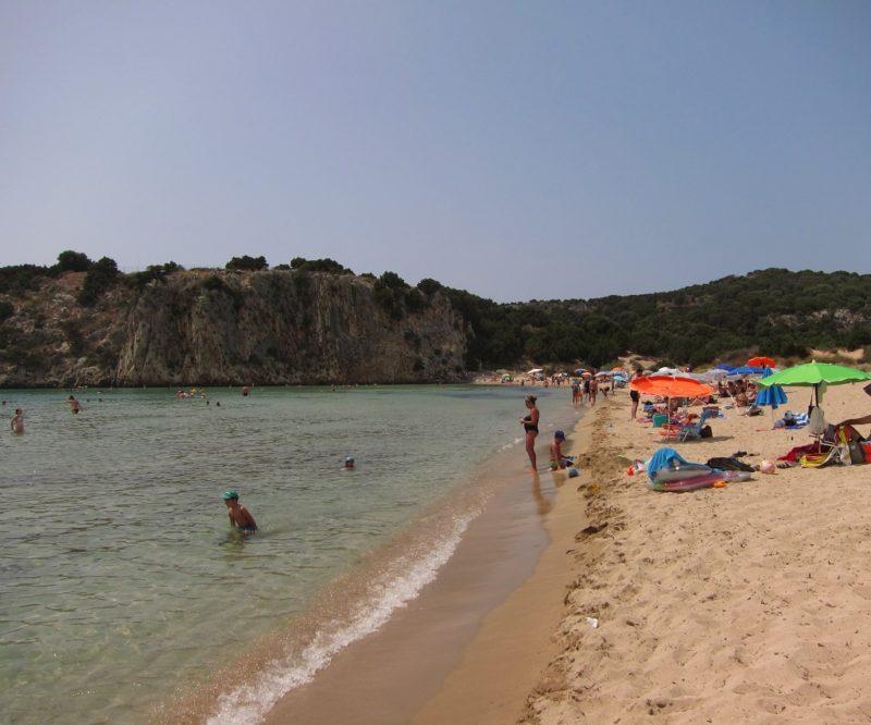 Voidokilia Plajı