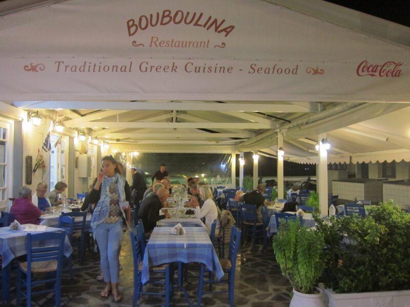 Taverna Bouboulina Spetses