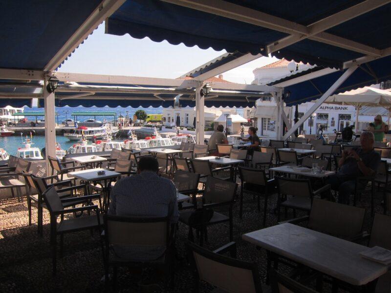 Spetses Roussos Cafe