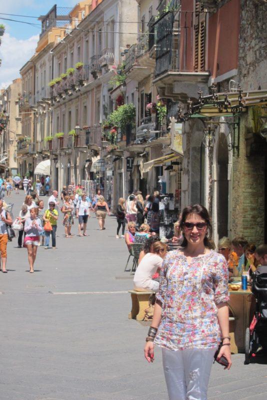 Taormina Corso Umberto