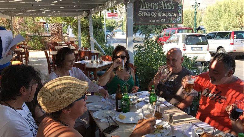 Taverna Alinda Leros