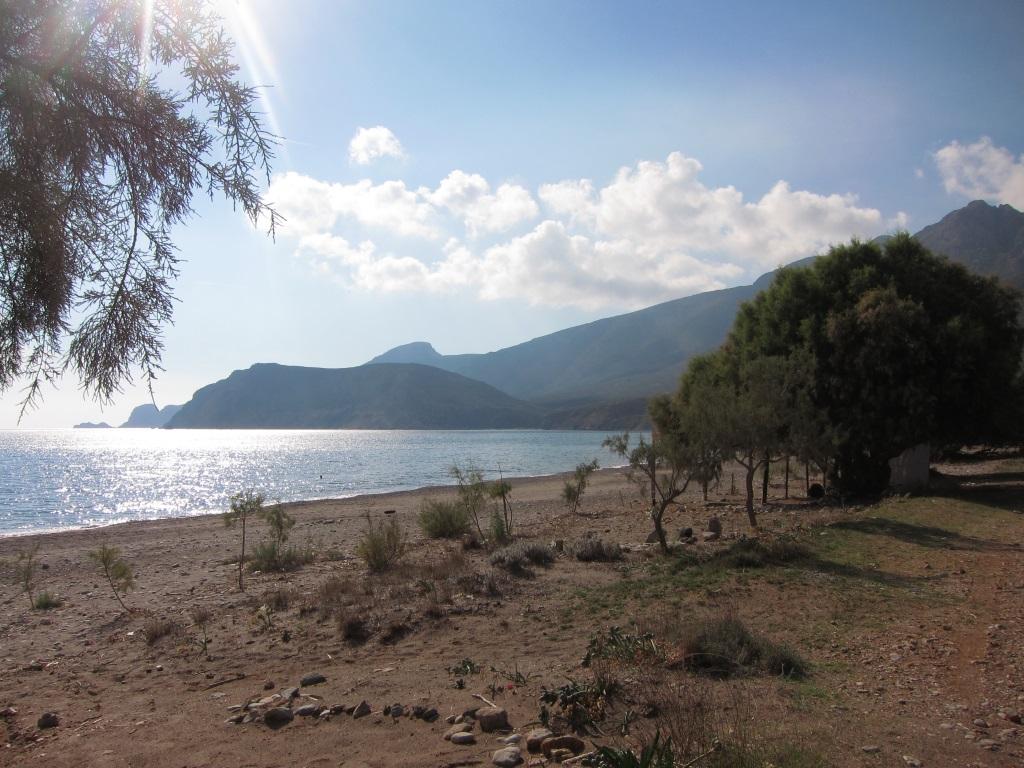 Tilos Adası Eristos Plajı