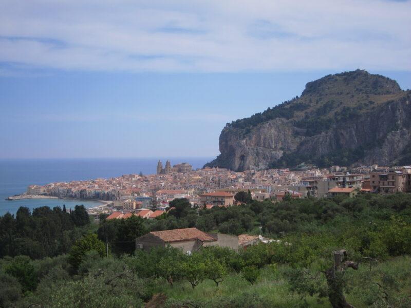 Cefalu Sicilya