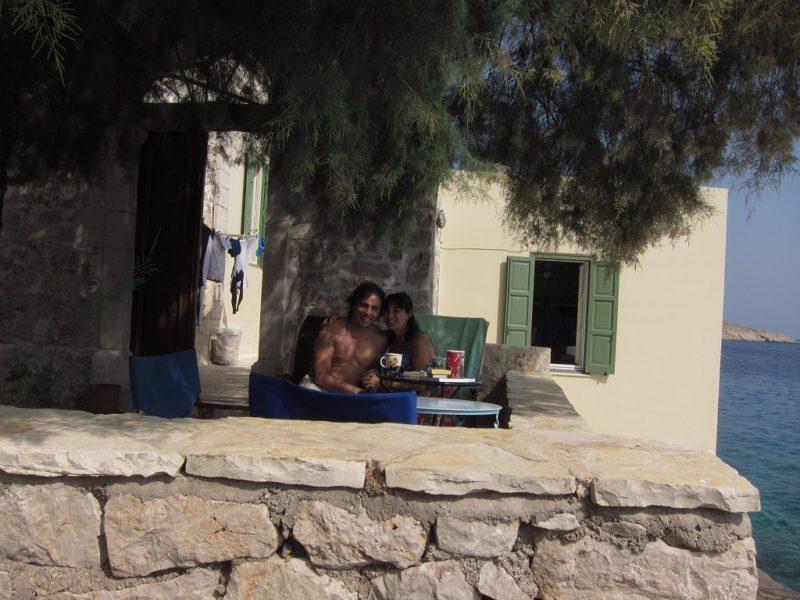 chalki villa praxithea veranda