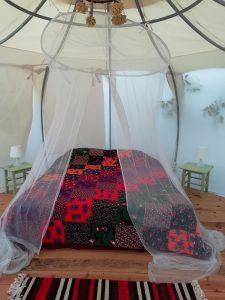 kozluyalı glamping çadır içi