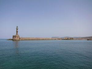 Hanya Venedik limanı fener