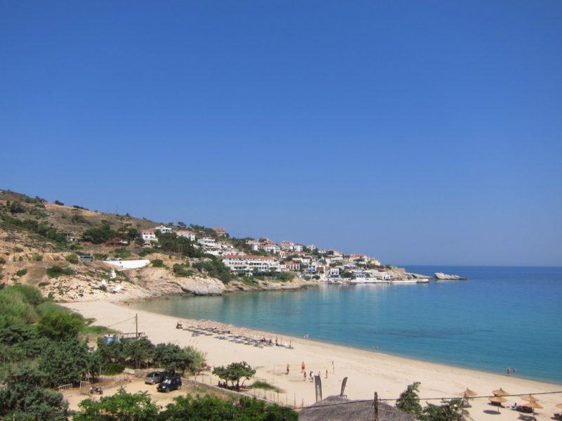 Livadi Plaji ve Armenistis
