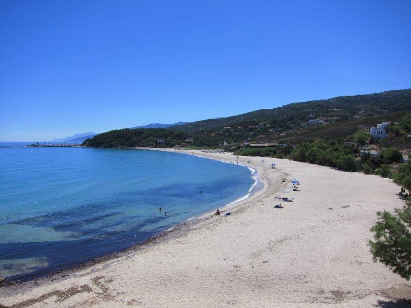 Mesahti Beach