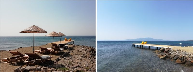 kozluyali glamping beach